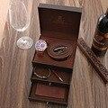 Мужской роскошный подарочный набор, модные деловые часы, кожаный кошелек, ремень, мужской браслет, брелок, шариковая ручка, подарок для мужч...