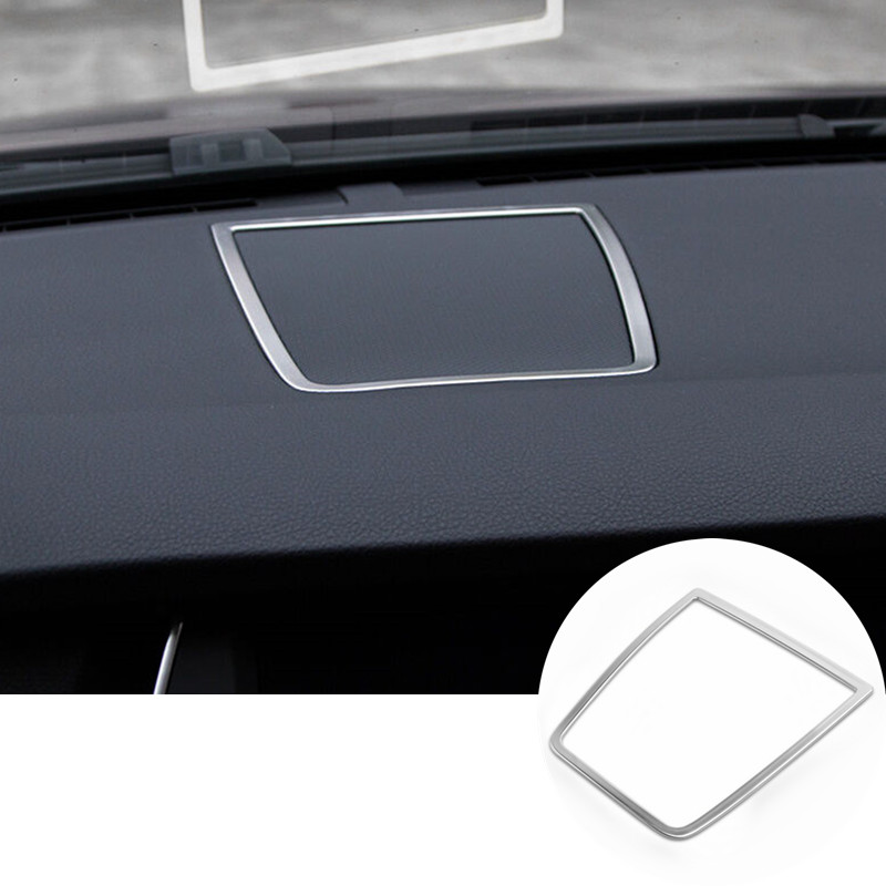 Interior Center Dashboard Speaker Cover Trim For BMW 5 Series GT F07 2010-2017 image