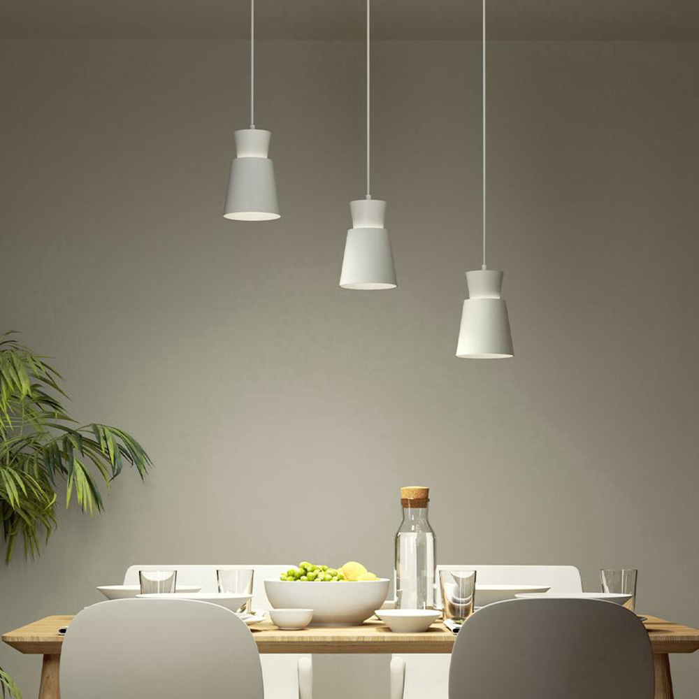 Yeelight Smart LED Pendant Lights Three-Head E27 Universal Dining Table Down Light With Adjustable Height APP Control