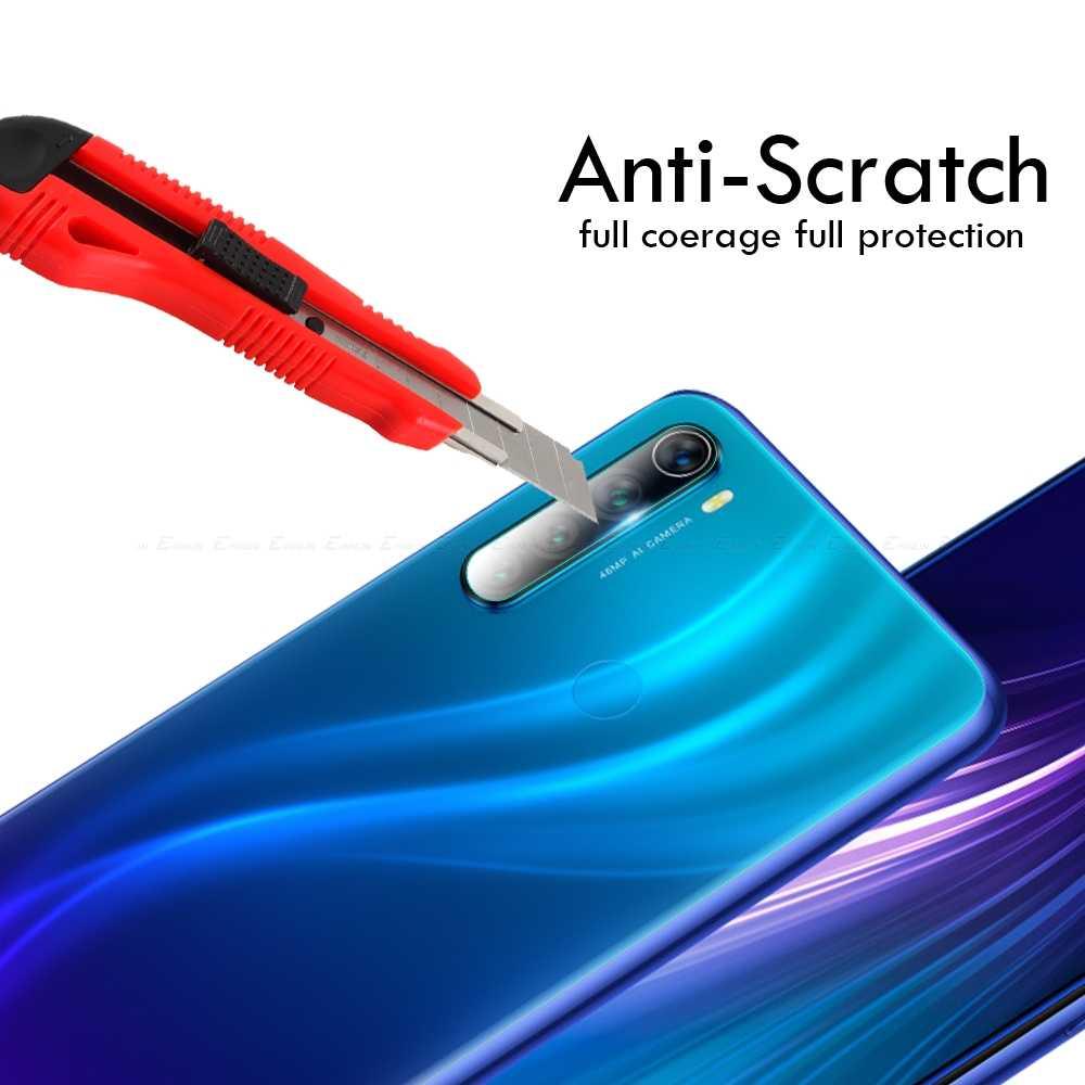 สำหรับ Xiao Mi Mi 9T 9 SE Lite PocoPhone F1 A3 กลับเลนส์ป้องกันฟิล์มสีแดง Mi หมายเหตุ 8T 8 7 6 5 Pro กล้องฟิล์ม