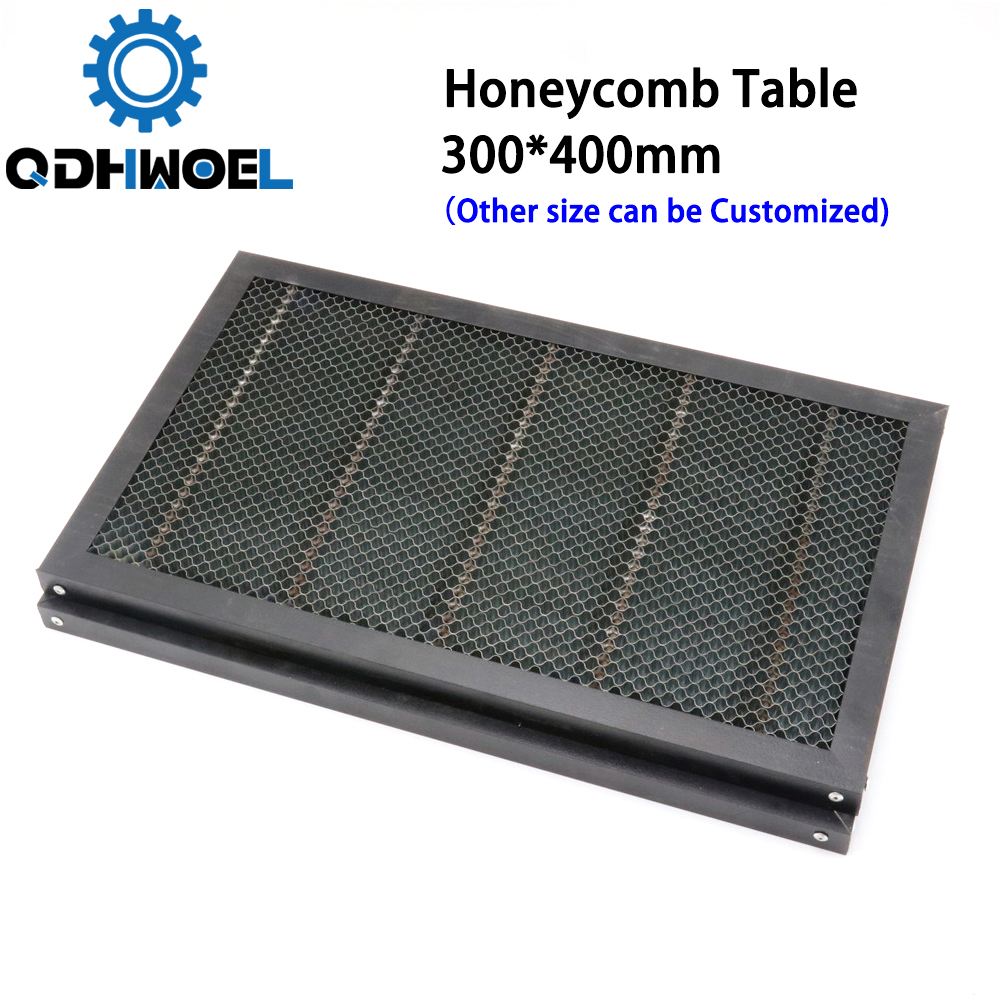 Honeycomb 300*400 Mm Laser Working Platform Table For CO2 Laser Engraver And Cutting Machine