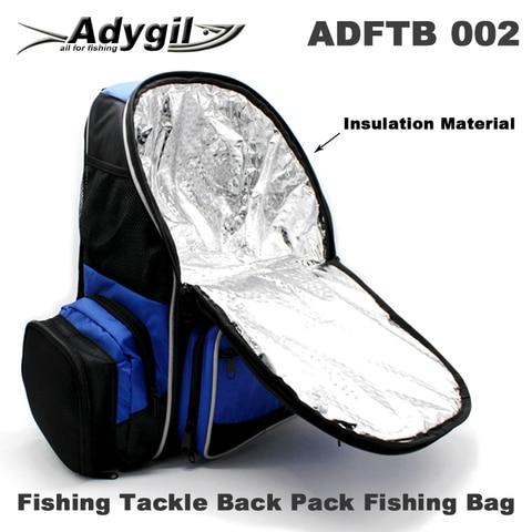 adygil pesca tackle back pack estacao com