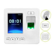 Door-Access-Control Biometric Fingerprint Card-Password ZK RFID SF100 Origional Smart
