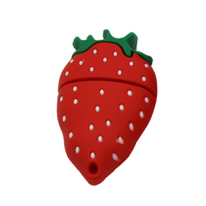 Image 5 - TEXT ME Fruit and vegetable strawberry banana pineapple USB Flash Drive 32GB Pen Drive 16GB 8GB 4G Cartoon U disk