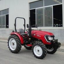 Сельскохозяйственный трактор 4WD, 60 лошадиных сил, можно выбрать разное оборудование