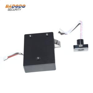 Биометрический замок для дверей шкафа, пластиковый биометрический Электрический замок с заряжаемой батареей для шкафчиков с выдвижными ящиками