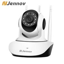 Cámara de vigilancia Jennov mini Wifi ip cámara PTZ inalámbrica de seguridad cámara CCTV Wi fi Monitor de bebé Audio bidireccional 2mp ipcamera