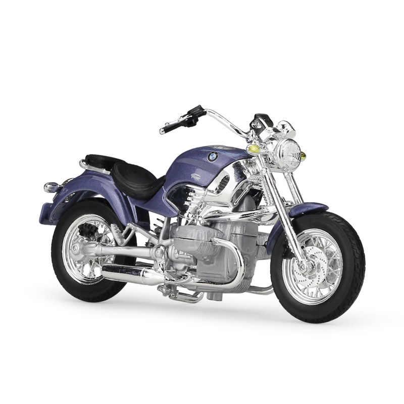 1:18 Maisto Bmw R1200C Modelo Moto Bicicleta
