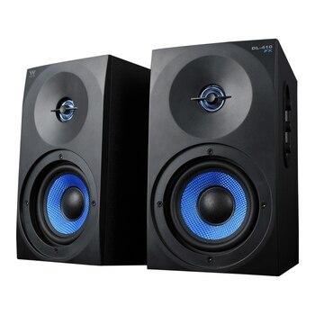Woxter Dynamic Line DL-410 FX - Altavoces 2.0 150w, estantería, home cinema,...