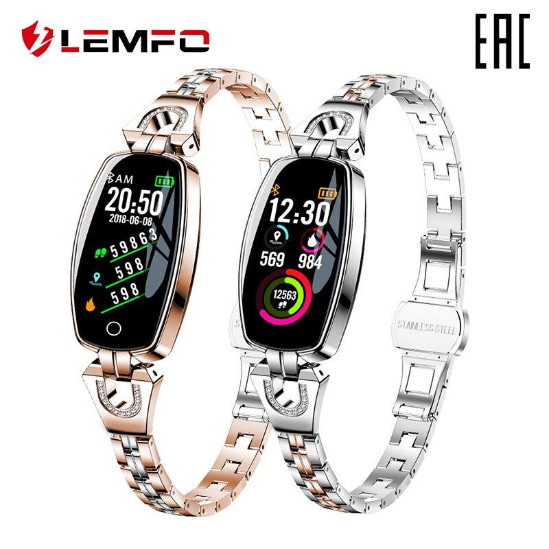 Умные часы LEMFO H8 с камерой и мониторингом состояния здоровья [доставка из России]