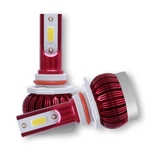 LED Headlights H8/H9H11 6500LM High/Low Beam Bulbs 3000K Lamps Replacement Part(China)