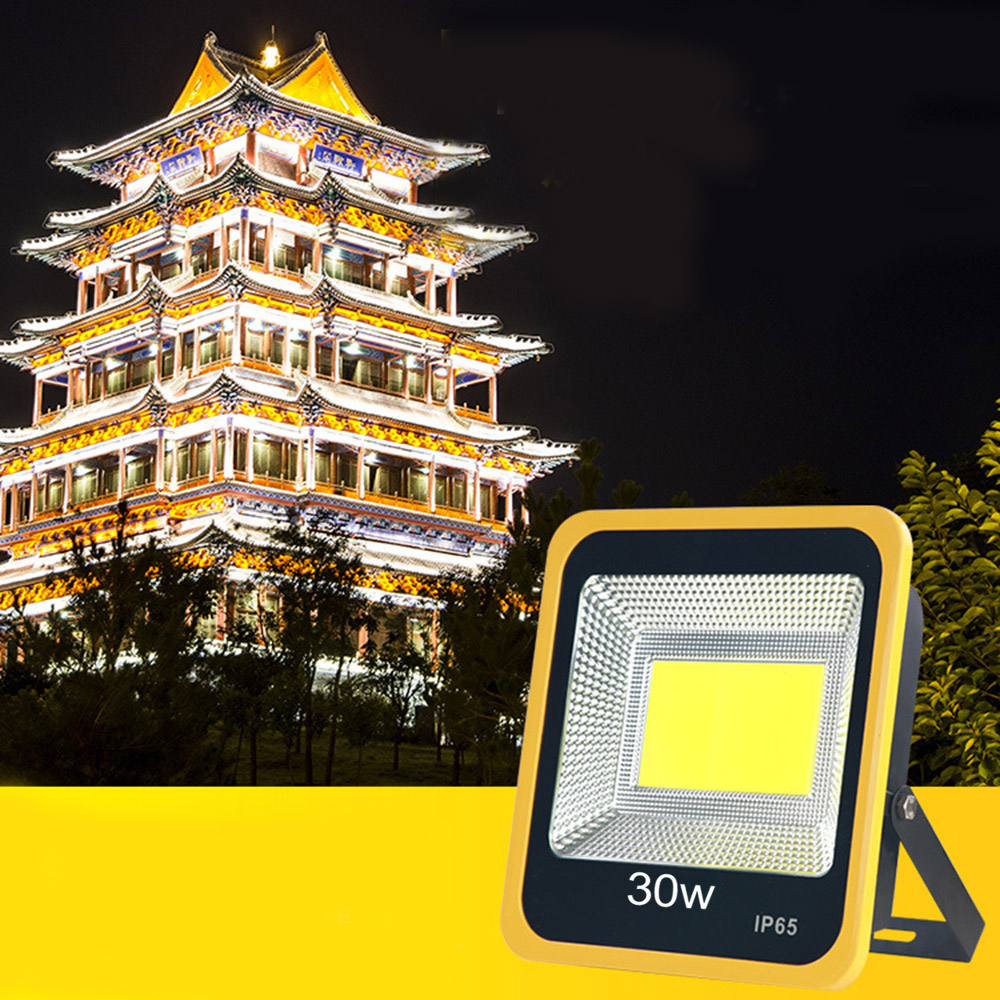 30W COB LED Garden Light Search Lamp LED Flood Light Outdoor Tree Projector Light Colorful waterproof outdoor flood light Oc15 Floodlights     - title=