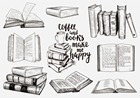 book Clear Silicone ...