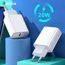 Power-Adapter Charger iPhone 12 Wall-Plug QC3.0 Huawei Xiaomi 20w Pd for 11-pro/Max/Quick-charge/..