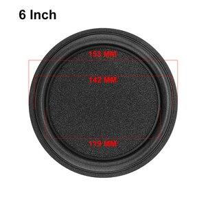 Image 5 - AIYIMA 2Pcs 5 6 8 Inch Woofer Luidspreker Passieve Radiator Spons Rand Membraan Extra Versterken Bass Trillingen Membraan