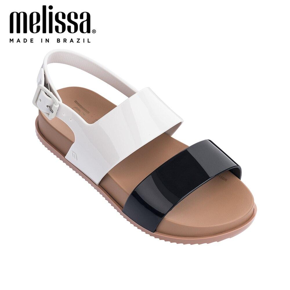 Mini Melissa Mel Cosmic Sandal Infantil Big Girl Jelly Shoes Sandals 2020 Shoes Melissa Girls Sandals Big Children Non-slip