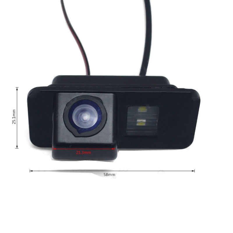 Parkeer Reverse Rear Back UP camera voor Ford Mondeo Fiesta Kuga FOCUS HATCHBACK S-Max