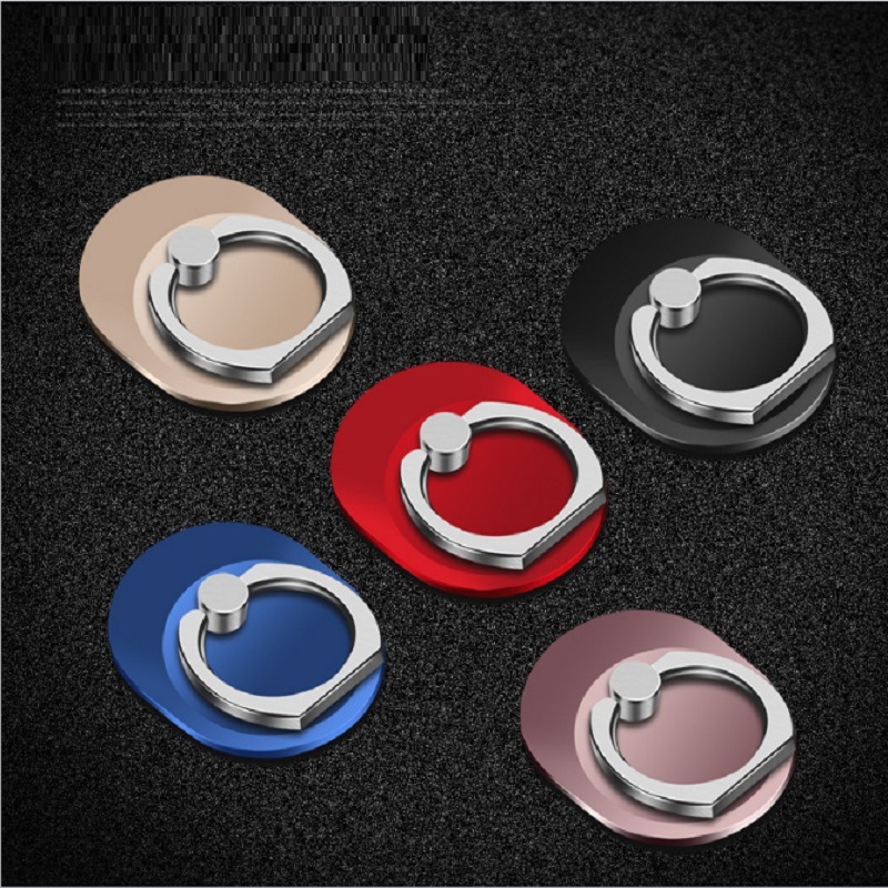 Stand Smartphone-Stand-Holder Finger-Ring iPhone for iPad Xiaomi Huawei/all-Smart-Phone