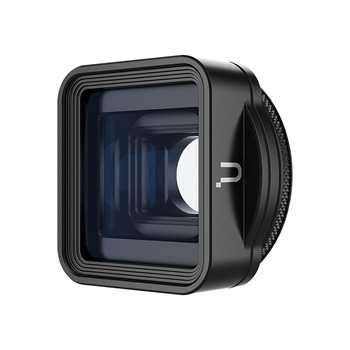 Ulanzi 1.33X Pro Anamorphic Lens HD 4K Movie Shooting Filmmaking Phone Camera Lens for iPhone 11 Pro Max Huawei Samsung S10 Plus