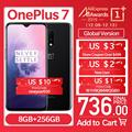 Global Version OnePlus 7 6/8GB RAM 128/256GB ROM Smartphone Unlock 6.41 AMOLED Display 3700 mAh Snapdragon 855 Octa Core 48 MP