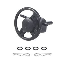 Plastic Steering Wheel for 1:10 RC Car Rock Crawler Axial SCX10 90046 WRAITH New Arrival цена 2017