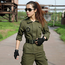Men Army Military Uniform Tactical Suit Outdoor Training Workwear Long Sleeve Airsoft Paintball Militar Tactical Clothing