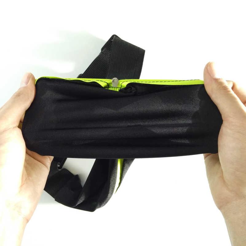 النايلون الخصر حزمة الرجال النساء موضة متعددة الوظائف حزمة مراوح بوم حقائب الورك حزام نقود السفر للهاتف المحمول حقيبة للجنسين