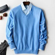 2020 outono inverno homem roupas sweter jérsei sueter hombre pulôver camisola pulôver mistura de algodão de caxemira