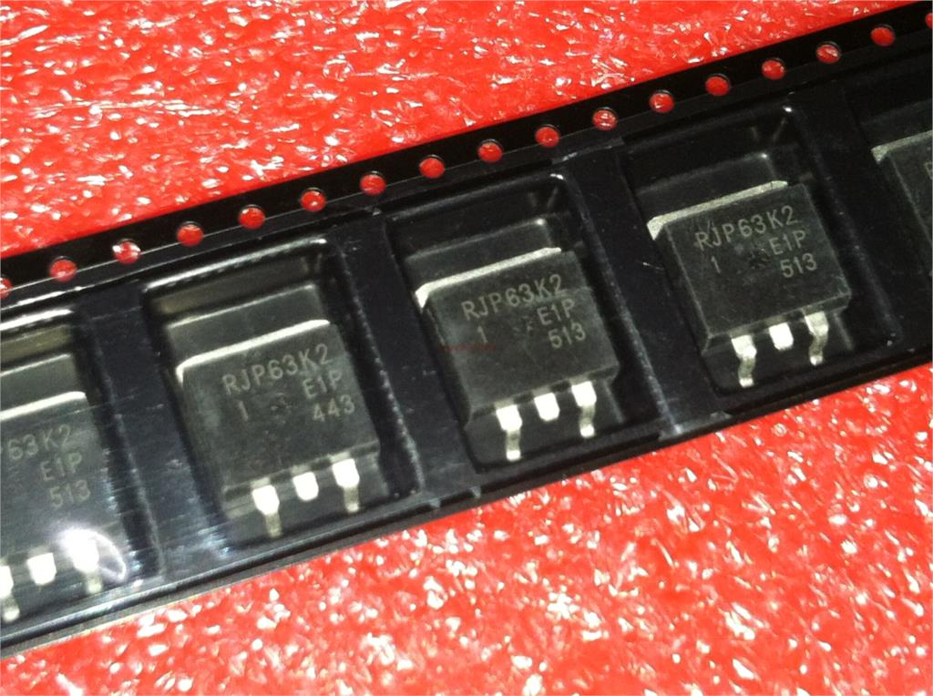 10pcs/lot RJP63K2 30F131 RJP30H2A DG302 30F132 30F131 30F133 RJP30E4 RJP63G4 TO-263 New Original IC Of FET In Stock