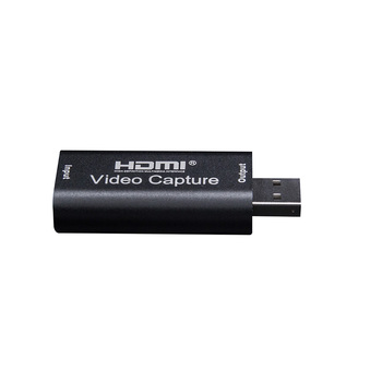 4K@30Hz 1080P USB2.0 HDMI Video Capture HDMI to USB Video Capture Dongle Game Streaming Live Stream