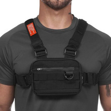 2020 Outdoor Sports Gym Fitness Trail Running Vest Bag Acces