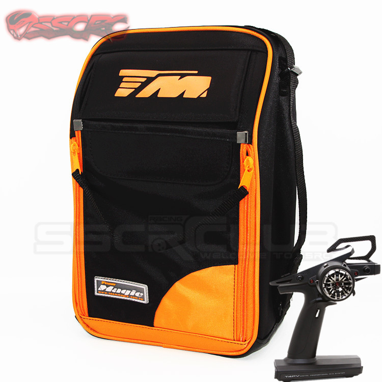 Speed Mind New M-Series Deluxe Transmitter Bag Ver.4 For Sanwa MT-44 #TB-MT44-M