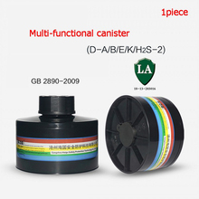 Multiple-Protection G911 Respirator FILTER-SHIELD Painting-Spray Cartridge Gas-Mask