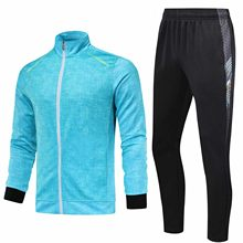 Comfort Breathable Quick Dry Sports Badminton Tennis sets Jacket Men Women jackets + pants Fitness Gym Running Training Suit(China)