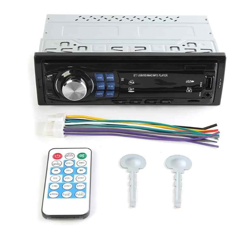 VODOOL 8013 1DIN In-Dash Auto Radio Stereo Fernbedienung Bluetooth Autoradio 12V FM Auto Radio Auto MP3 player USB/TF/AUX Eingang