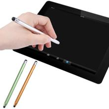 New Arrival Universal Phone Tablet Round Tip Touch Screen Stylus Pen for iPhone iPad Android universal aluminum touch screen stylus pens w clip for iphone more multicolor 10 pcs