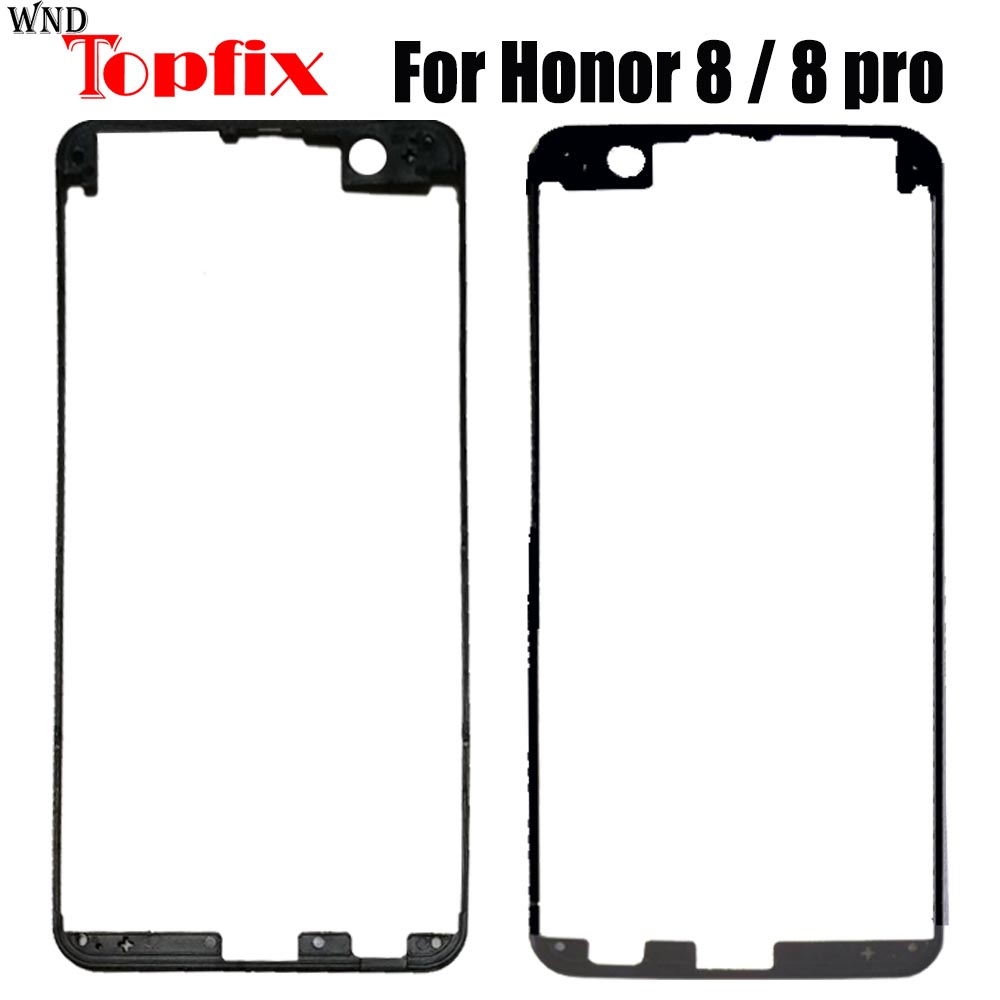 LCD Display Frame For Huawei Honor 8 Front Frame Housing Bezel Chassis Replacement Parts For Honor 8 Pro Front Frame