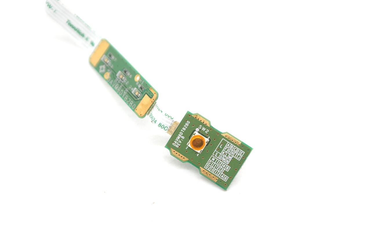 戴尔DELL 1014 1015 1018 电源开关小板 开机键 指示灯板 Power Button Board Switch board DAVM8DTB2B0 DAVM8DYB2B0