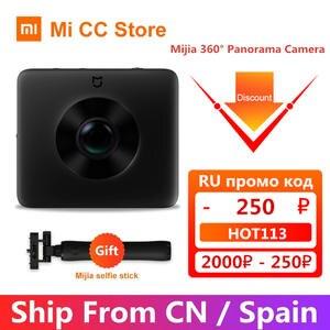 Xiaomi Camera-Kit Panorama-Camera Sphere Action 360 Ambarella 1600mah-View Video-Recording