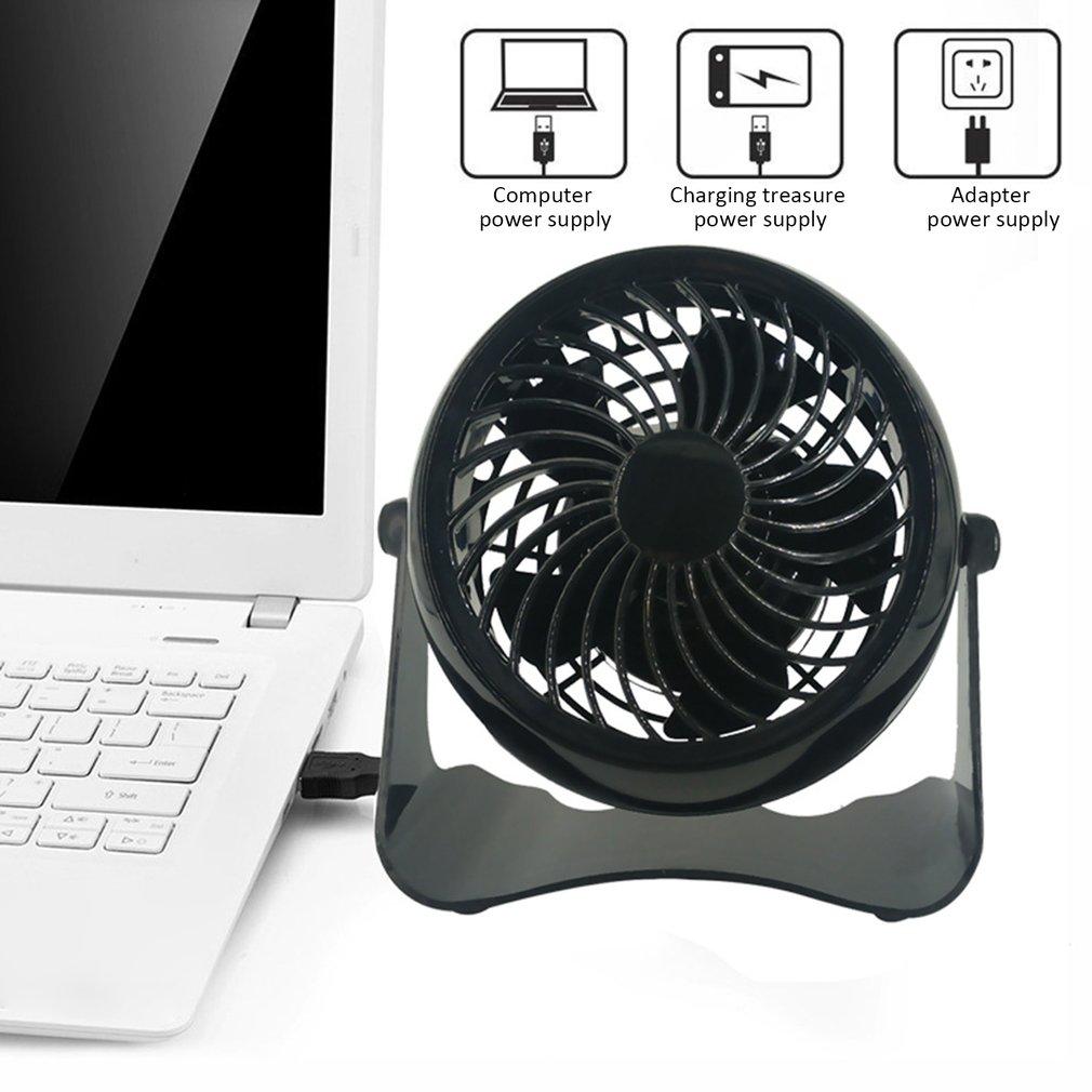 Ventilador Do Computador Notebook Laptop Ventilador USB Ventilador Mini Tisch Venti