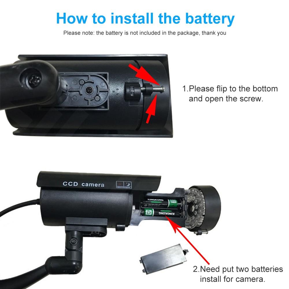 安装 电池