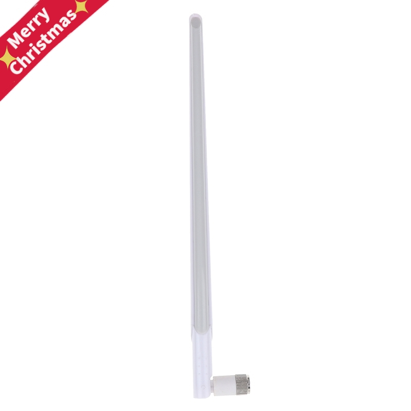2.4G Antennas 15dbi Wireless RP-SMA Connector Wifi Antenna Booster High Gain Amplifier WLAN Router For PCI Card USB