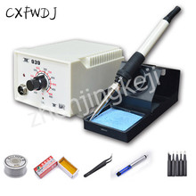 Anti-static Soldering Station High Power Maintenance Soldering iron Thermostat Precision Welding Temperature Soldering Station стоимость