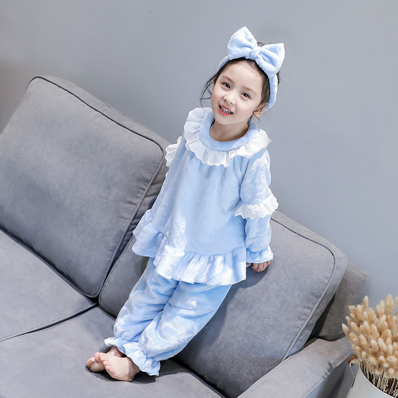 Детские пижамные комплекты с героями мультфильмов; хлопковый комплект одежды с длинными рукавами; сезон весна-зима; детский пижамный комплект; одежда для сна для маленьких мальчиков и девочек