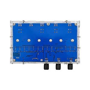 Image 5 - TPA3116D2 carte Audio amplificateur Bluetooth 2x50W + 2x100W amplificateur de caisson de basses amplificateur de puissance numérique 4 canaux