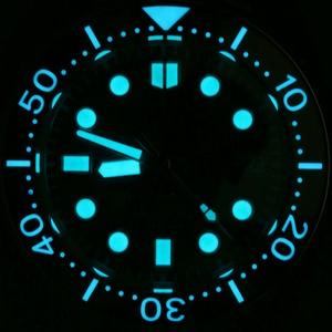 Image 2 - STEELDIVE 1968 SKX001 Automatic Watch Men Undefined Dive Watch 300M C3 Luminous Watch Men Automatic NH35A Mechanical Watches Men