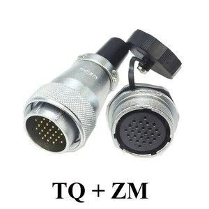 Image 4 - Ban Đầu WEIPU WS28 TQ + Z ZM ZG 2 3 4 7 8 9 10 12 16 17 20 24 26 Pin Kết Nối Nam Cắm Nữ Ổ Cắm cắm Ổ Cắm Cổng Kết Nối