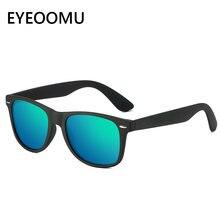 Солнцезащитные очки с поляризационными стеклами в стиле ретро