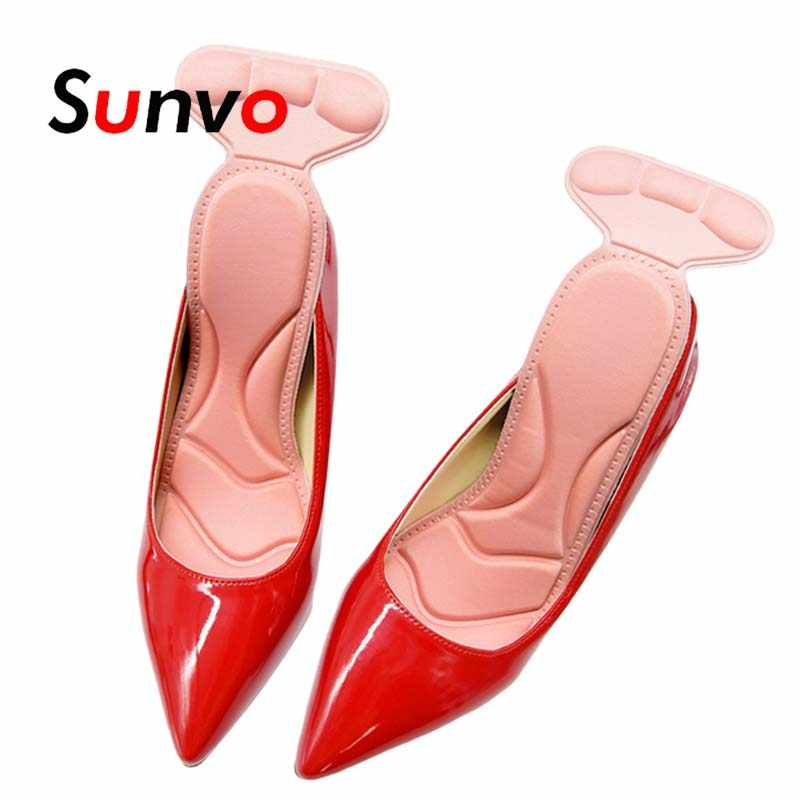 4D Arch Support Insoles Sponge Soft Massage Orthotic High