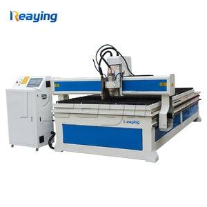 Image 2 - CNC פלזמה מכונת חיתוך מתכת אלומיניום חותך מכונה